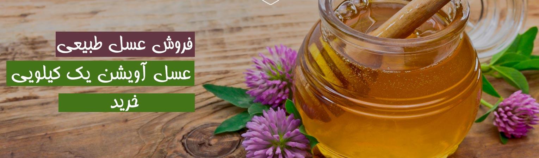 عسل طبیعی آویشن یک کیلویی